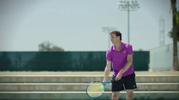 Tennis Channel TV Spot, 'One Minute Clinic: Down Together' - Thumbnail 6