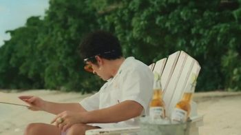 Corona Extra TV Spot, 'Find the Fine Life, Baby' Featuring Bad Bunny - Thumbnail 1