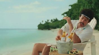 Corona Extra TV Spot, 'Find the Fine Life, Baby' Featuring Bad Bunny - Thumbnail 2