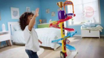 VTech Go! Go! Smart Wheels Ultimate Corkscrew Tower TV Spot, 'Racing Experience' - Thumbnail 1