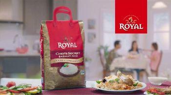 Authentic Royal Chef's Secret Extra Long Grain Basmati Rice TV Spot, 'Your Secret' - Thumbnail 10