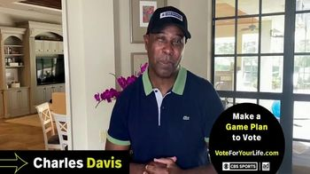 Vote For Your Life TV Spot, 'Always Have a Game Plan' Featuring Brian Jones, Adam Zucker - Thumbnail 5
