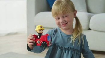 Helping Heroes Fire Station TV Spot, 'My Firefighter Friends' - Thumbnail 1