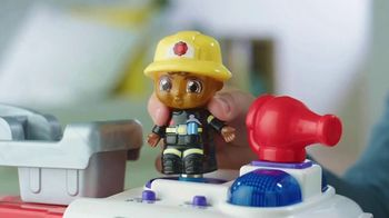 Helping Heroes Fire Station TV Spot, 'My Firefighter Friends' - Thumbnail 2