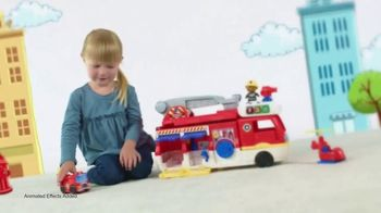 Helping Heroes Fire Station TV Spot, 'My Firefighter Friends' - Thumbnail 3