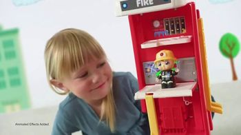 Helping Heroes Fire Station TV Spot, 'My Firefighter Friends' - Thumbnail 5