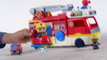 Helping Heroes Fire Station TV Spot, 'My Firefighter Friends' - Thumbnail 7