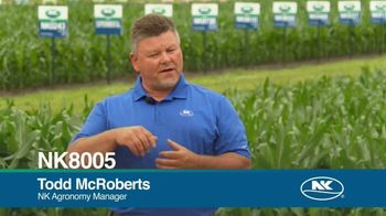 NK Corn NK8005 TV Spot, 'Broadly Adapted'