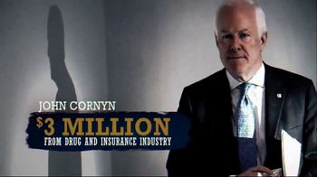 Women Vote! TV Spot, 'John Cornyn: Get Real' - Thumbnail 3