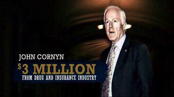 Women Vote! TV Spot, 'John Cornyn: Get Real' - Thumbnail 4
