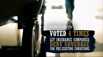 Women Vote! TV Spot, 'John Cornyn: Get Real' - Thumbnail 5