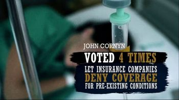 Women Vote! TV Spot, 'John Cornyn: Get Real' - Thumbnail 6