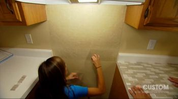 Custom Building Products SimpleMat TV Spot, 'Transform Your Kitchen or Bathroom' - Thumbnail 2