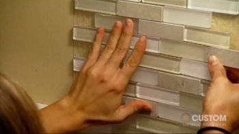 Custom Building Products SimpleMat TV Spot, 'Transform Your Kitchen or Bathroom' - Thumbnail 3