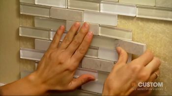 Custom Building Products SimpleMat TV Spot, 'Transform Your Kitchen or Bathroom' - Thumbnail 4