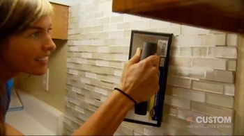 Custom Building Products SimpleMat TV Spot, 'Transform Your Kitchen or Bathroom' - Thumbnail 5