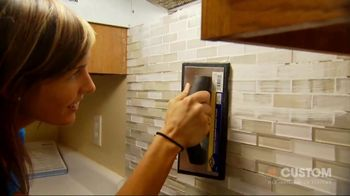 Custom Building Products SimpleMat TV Spot, 'Transform Your Kitchen or Bathroom' - Thumbnail 6