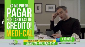 National Financial Relief TV Spot, 'Dificultades financieras' [Spanish] - Thumbnail 3