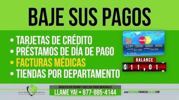National Financial Relief TV Spot, 'Dificultades financieras' [Spanish] - Thumbnail 4