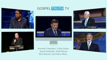 GospelTruth.TV TV Spot, 'A Safe Place to Be' Featuring Andrew Wommack - Thumbnail 3