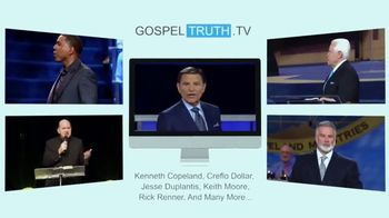 GospelTruth.TV TV Spot, 'A Safe Place to Be' Featuring Andrew Wommack - Thumbnail 4