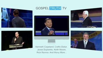 GospelTruth.TV TV Spot, 'A Safe Place to Be' Featuring Andrew Wommack - Thumbnail 5