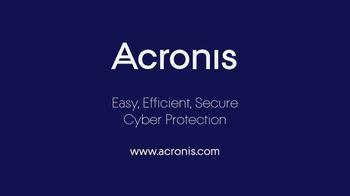 Acronis TV Spot, 'Data Backup and Protection' - Thumbnail 9