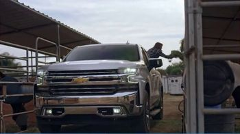 Chevrolet Truck Month TV Spot, 'It's Time' [T2]