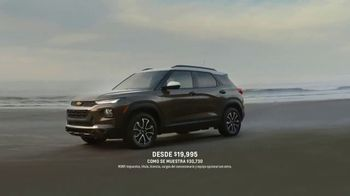 2021 Chevrolet Trailblazer TV Spot, 'En medio de la nada' canción de Popol Vuh [Spanish] [T1] - Thumbnail 9