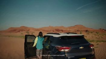 2021 Chevrolet Trailblazer TV Spot, 'En medio de la nada' canción de Popol Vuh [Spanish] [T1] - Thumbnail 4