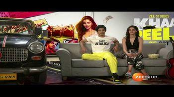 Khaali Peeli Home Entertainment TV Spot