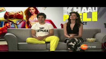 Khaali Peeli Home Entertainment TV Spot - Thumbnail 5