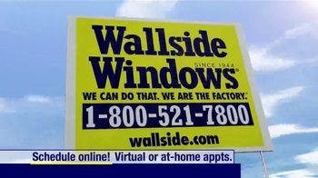Wallside Windows TV Spot, 'Buy One, Get One Free: Five Years No Interest' - Thumbnail 8