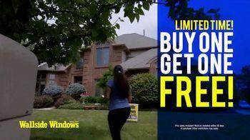 Wallside Windows TV Spot, 'Buy One, Get One Free: Five Years No Interest' - Thumbnail 3