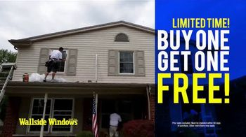 Wallside Windows TV Spot, 'Buy One, Get One Free: Five Years No Interest' - Thumbnail 5