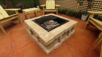 Pavestone TV Spot, 'Firepit: Year-Round Focal Point' - Thumbnail 5