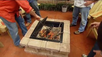 Pavestone TV Spot, 'Firepit: Year-Round Focal Point' - Thumbnail 6