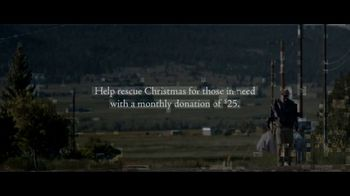 The Salvation Army TV Spot, 'Help Rescue Christmas' Song by Lauren Daigle - Thumbnail 10