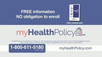 My Health Policy TV Spot, 'Complicated and Confusing' Featuring Meredith Vieira - Thumbnail 10