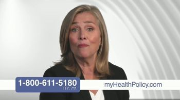 My Health Policy TV Spot, 'Complicated and Confusing' Featuring Meredith Vieira - Thumbnail 7