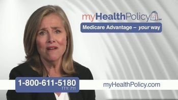 My Health Policy TV Spot, 'Complicated and Confusing' Featuring Meredith Vieira - Thumbnail 8