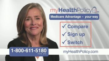 My Health Policy TV Spot, 'Complicated and Confusing' Featuring Meredith Vieira - Thumbnail 9