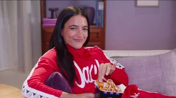 Jack in the Box $3 Sauced & Loaded Fries TV Spot, 'Pretty Delicious' - Thumbnail 2