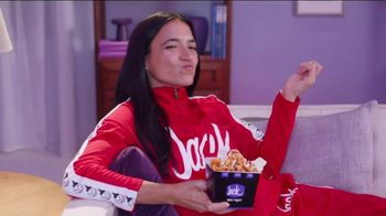 Jack in the Box $3 Sauced & Loaded Fries TV Spot, 'Pretty Delicious' - Thumbnail 4