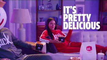 Jack in the Box $3 Sauced & Loaded Fries TV Spot, 'Pretty Delicious' - Thumbnail 6