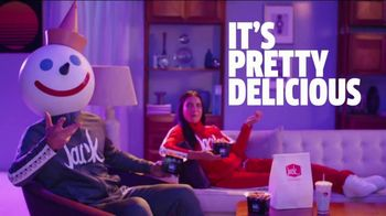 Jack in the Box $3 Sauced & Loaded Fries TV Spot, 'Pretty Delicious' - Thumbnail 7