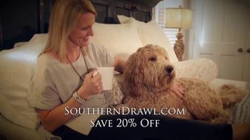 Southern Drawl Cotton TV Spot, 'Second to None: Save 20%' - Thumbnail 10