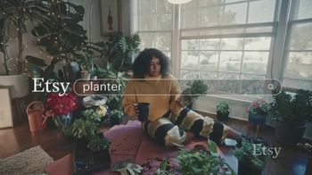 Etsy TV Spot, 'Gift Like You Mean It: Planters' Song by Wolfgang Amadeus Mozart - Thumbnail 2
