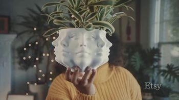 Etsy TV Spot, 'Gift Like You Mean It: Planters' Song by Wolfgang Amadeus Mozart - Thumbnail 4