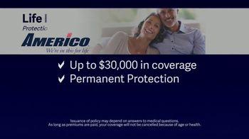 Americo Life Inc. Final Expense Whole Life Insurance TV Spot, 'Funeral Costs' - Thumbnail 5